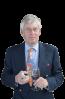 Michael Blædel, redaktør af Modersmål-Selskabets årbøger gennem 30 år og af medlemsbladet Sprog & Samfund gennem 15 år