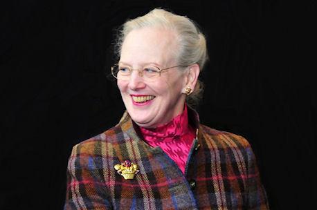 Hendes Majestæt Dronning Margrethe 2. Afdeling for Dialektforsknings 100-års-jubilæum. 20-02-2009