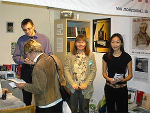 Bogmesse 2004
