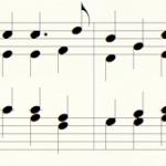 I Danmark er jeg født, melodi af Poul Schierbeck