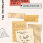 100-års-jubilæum for Afdeling for Dialektforskning