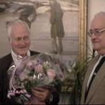 Ib Spang Olsen får Modersmål-Prisen 2002, med begrundelse ved Arne Hermann