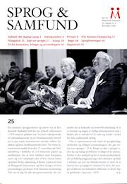 Sprog og Samfund 2004 - 25-års-jubilæumsskrift