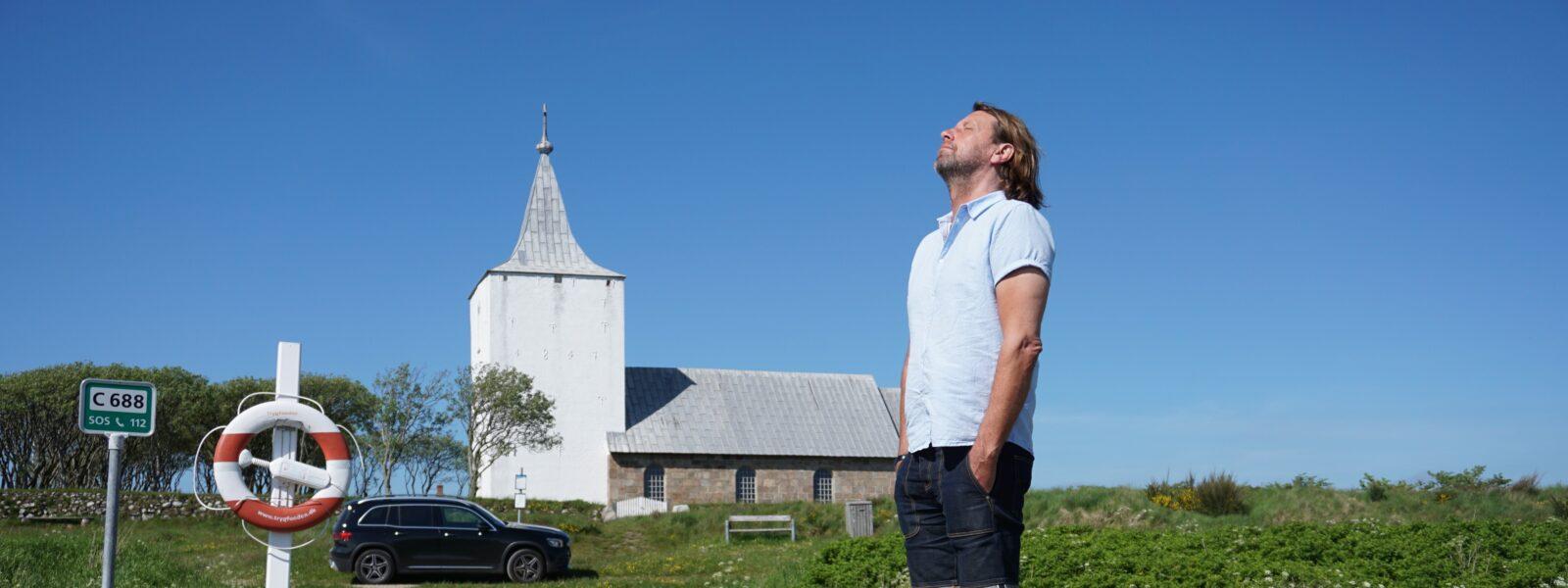 Anders Agger modtager Modersmål-Prisen 2021