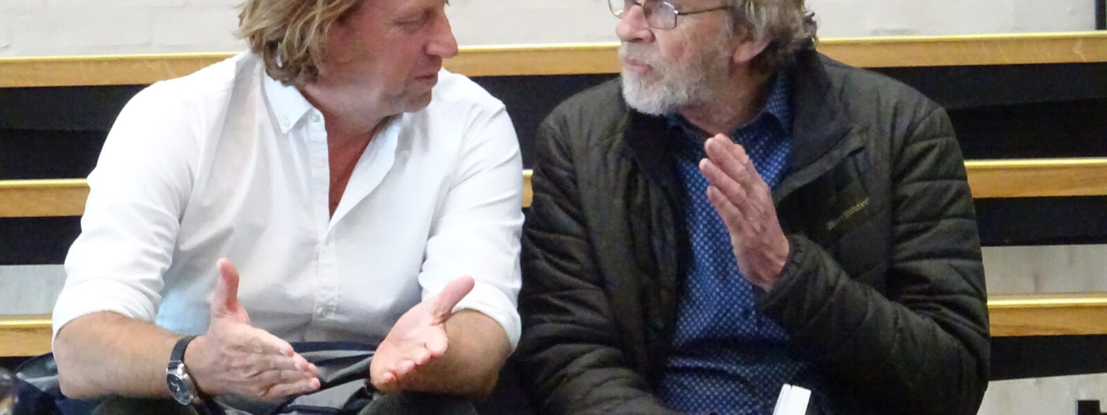 Anders Agger modtog Modersmål-Prisen 2021