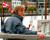 Søren Ryge Petersen, fotograferet af Mogens Engelund