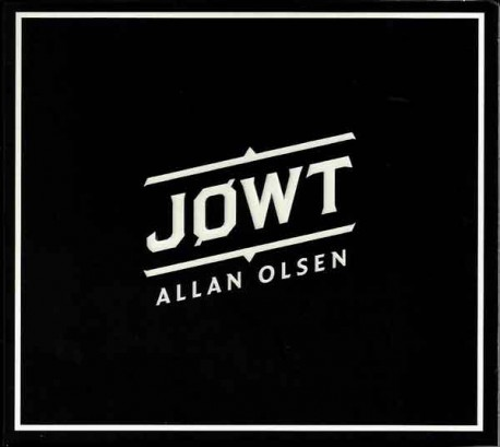 Cover til Allan Olsens Jøwt