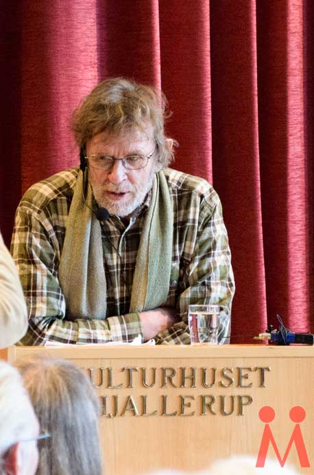 Søren Ryge Petersen, hovedtaler på Dialektens dag 2014