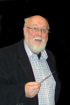 Dr.phil. Henrik Galberg Jacobsen, fotograferet af Ingrid Carlsen