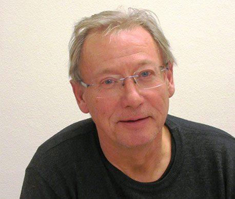Jørgen Christian Wind Nielsen, nu forh. fmd. for Modersmål-Selskabet