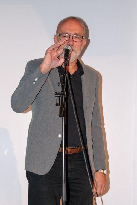 Carl-Erik Sørensen i nærbillede
