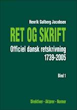 Henrik Galberg Jacobsens doktorafhandling