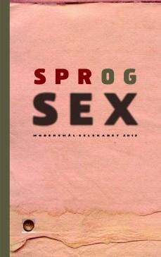 Forside, Sprog og sex (Årbog 2012)